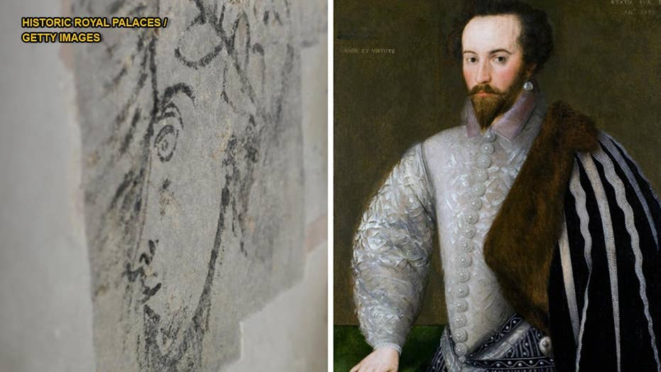 Sir Walter Raleigh 'self-portrait' may have been discovered