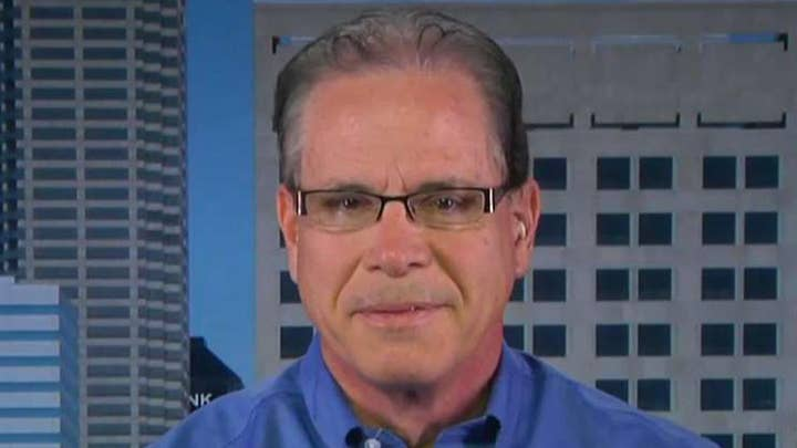 Braun threatening Democrat incumbent Donnelly in Indiana