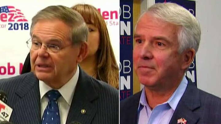 Hugin ad resurrects Menendez prostitution allegations