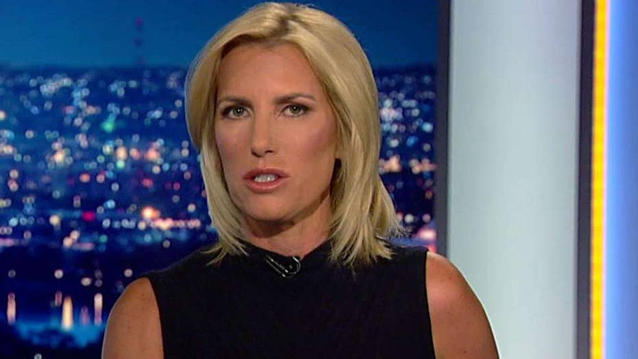 Ingraham: Leftists aiding and abetting an invasion