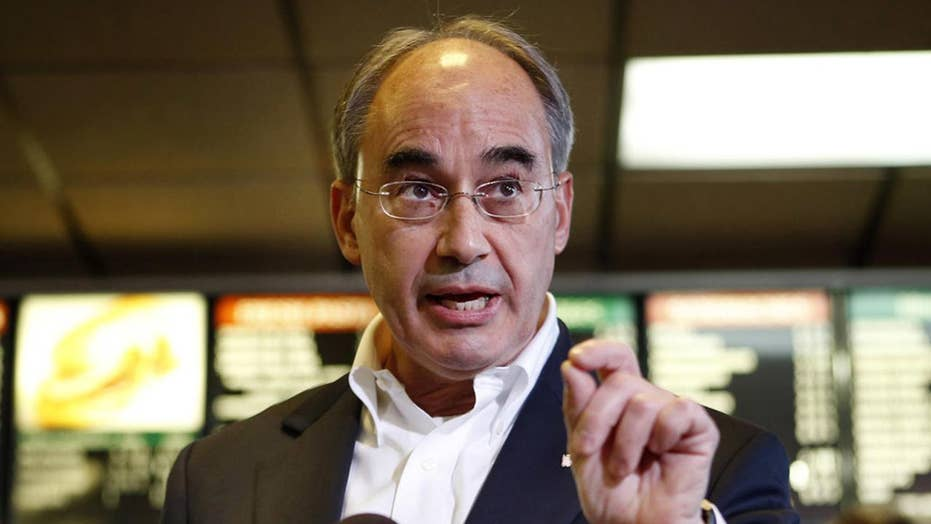 Republican Bruce Poliquin fights to hold his seat