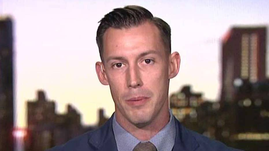Afghanistan veteran and double amputee Joey Jones has a reality check for those claiming the 2016 election was a 'traumatic experience.'<br>