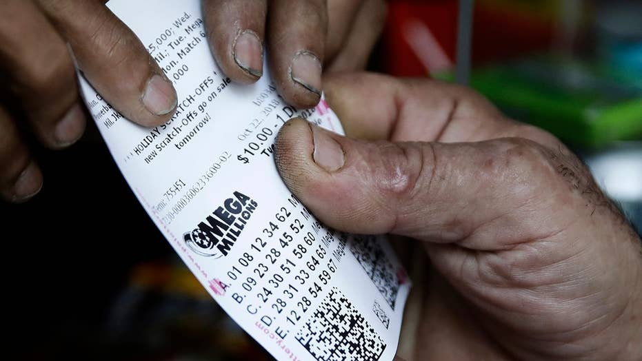 South carolina mega millions lottery ticket