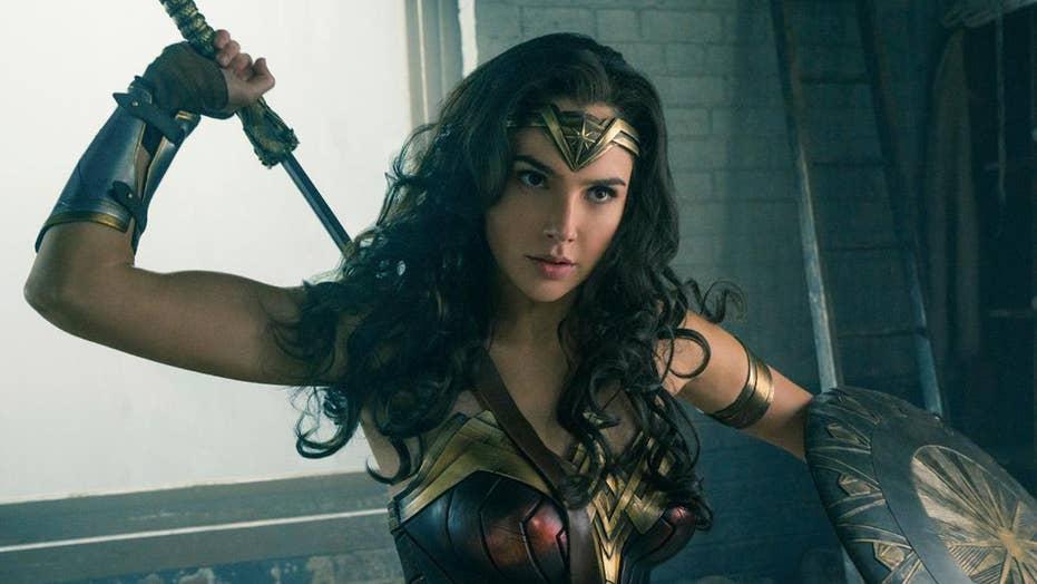 'Wonder Woman' sequel pushed back; Drake beats The Beatles