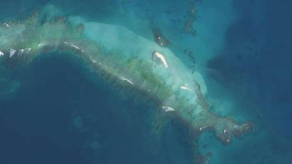Hawaii's East Island completely disappears
