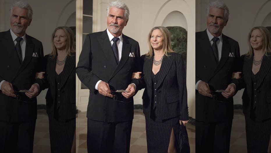 James Brolin opens up about Barbra Streisand