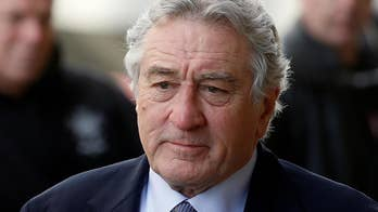 Robert De Niro speaks out on suspicious package at his restaurant