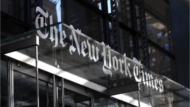 New York Times slammed for Trump 'assassination fantasy'