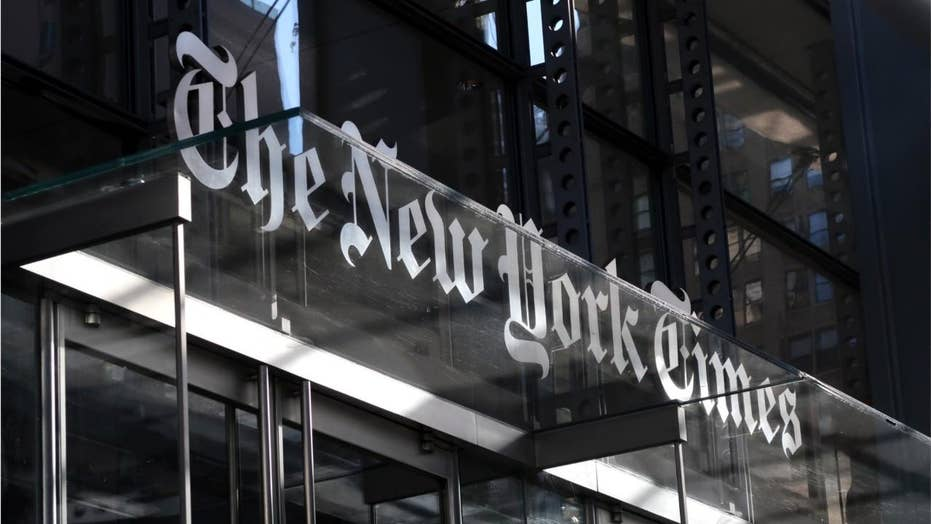 New York Times slammed for Trump 'assassination fantasy'