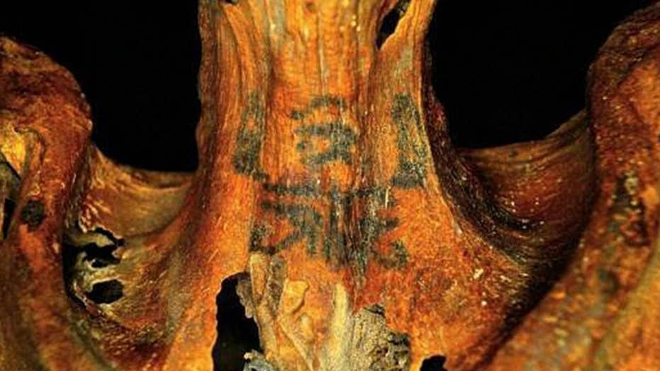 Mystery solved: 3,000 year old tattooed mummy is a female