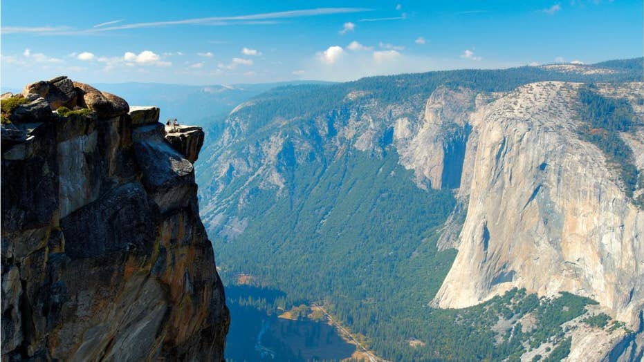 Couple plunges to death at Yosemite's Taft Point