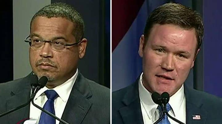 Wardlow takes lead from Ellison in new Minnesota AG poll