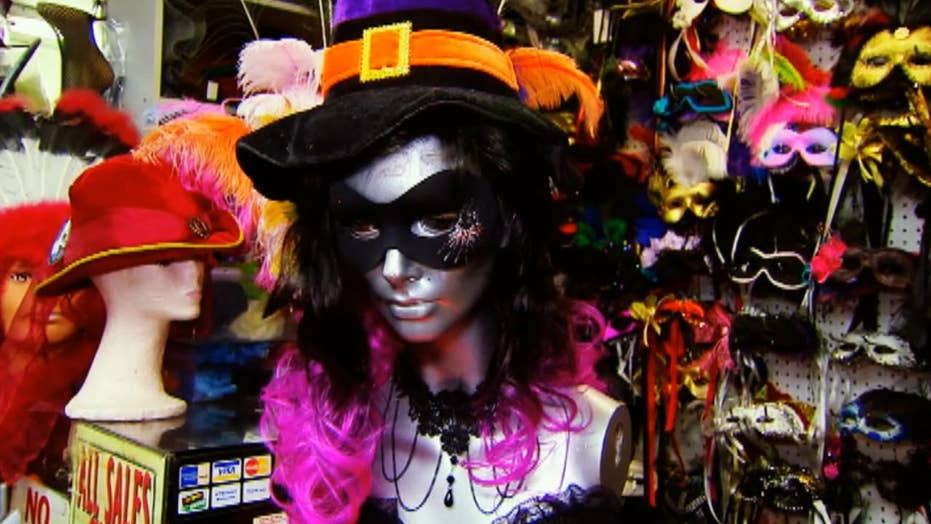 Your trendy Halloween costume could be a click away