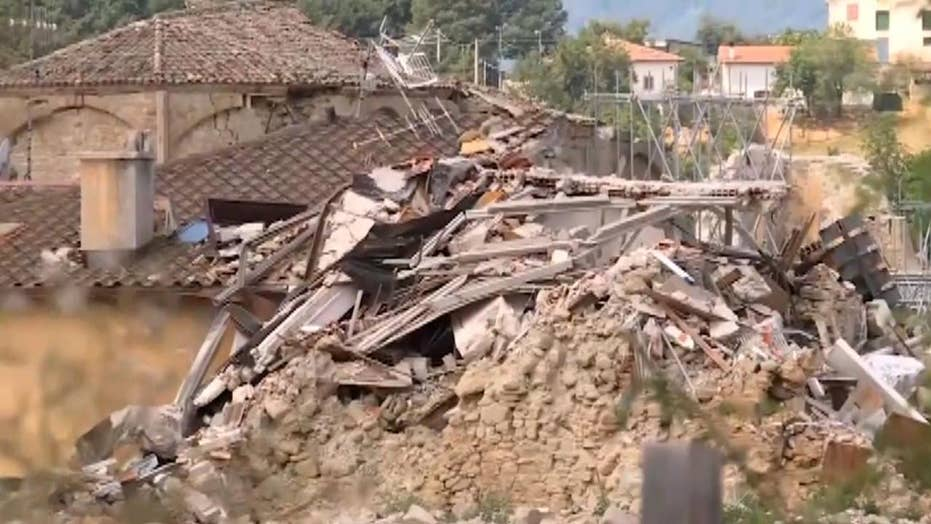 Rebuilding continues two-years after deadly quakes in Italy