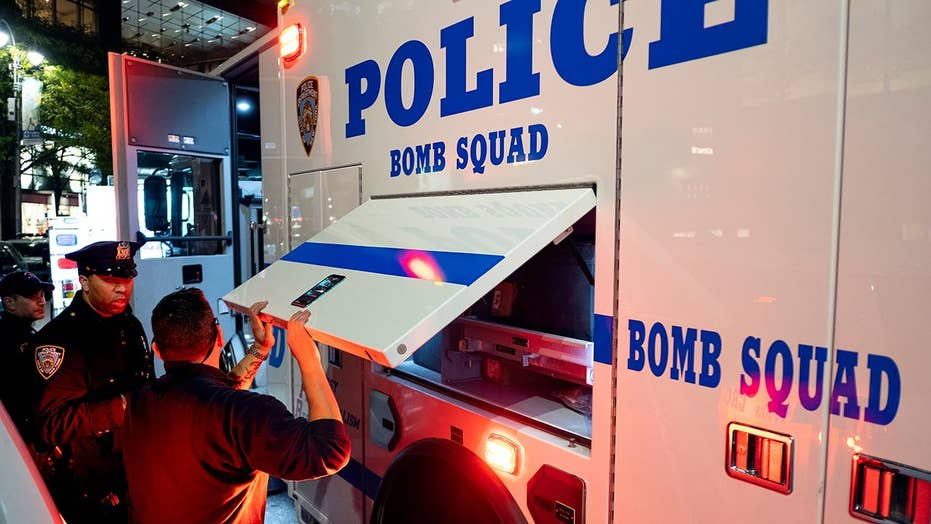 Political fallout from arrest in mail bomb case