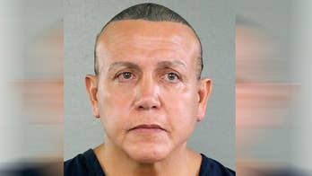 Mail bomb suspect held in Miami's Federal Detention Center
