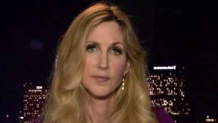 Ann Coulter says she'd consider vote for Bernie Sanders