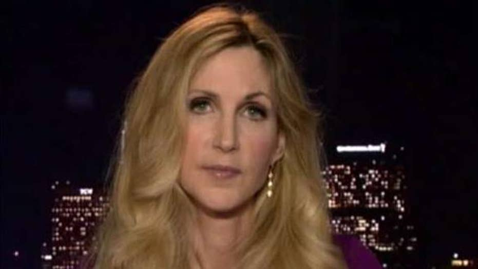 Ann coulter suck consider