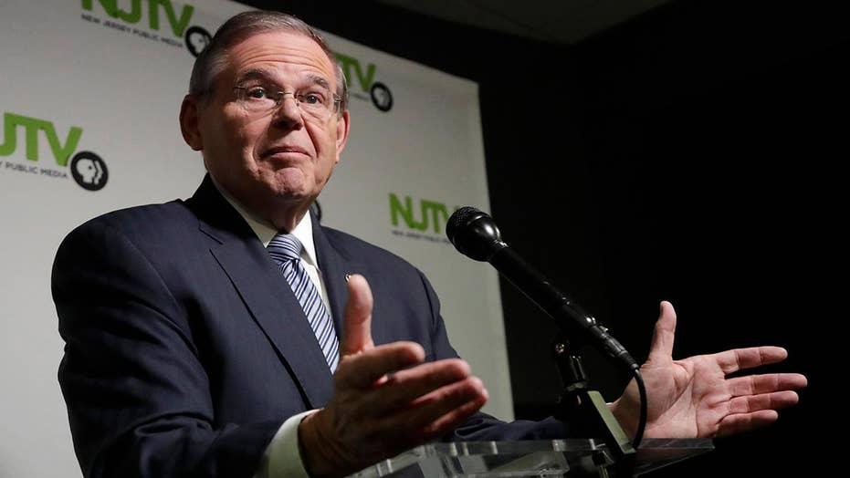 Democrats scramble to help struggling Sen. Menendez