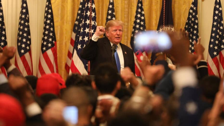 Trump and young black conservatives unite in DC