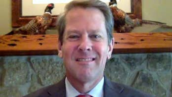 Kemp denies voter suppression accusations in Georgia