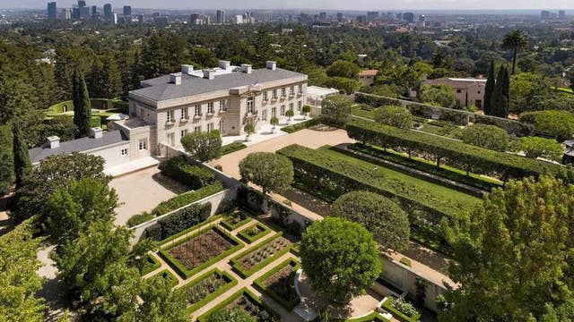America's most expensive house up for sale
