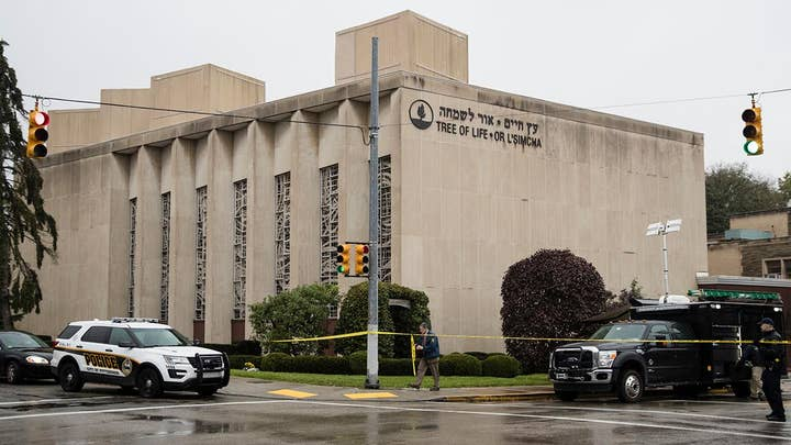 Eric Shawn: Pittsburgh, why not terrorism?