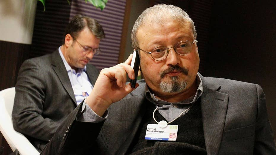 Khashoggi murder overplayed?