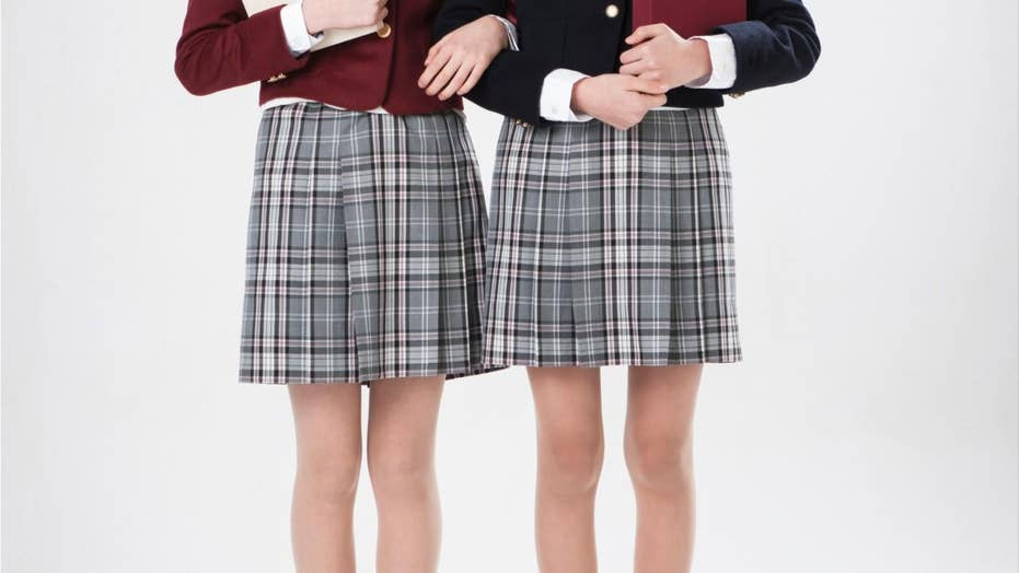 High school principal under fire for skirt comment