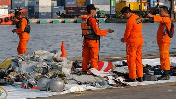 Indonesia Lion Air flight crashes into the sea with 189 aboard, no survivors expected, official says