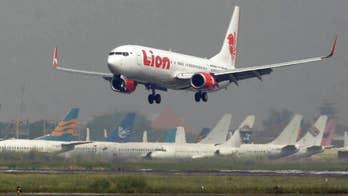 Indonesian passenger plane crashes into sea