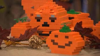 'Brick-or-Treat' festivities kick off at LEGOLAND