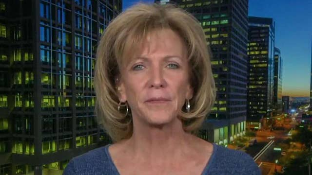 Angel mom on migrant caravan: We want our borders closed