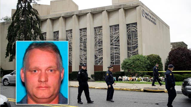 Synagogue shooting suspect has history of online hate