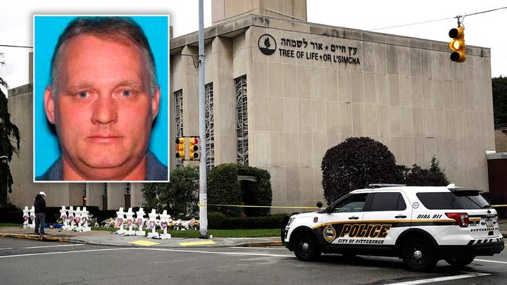 Synagogue massacre suspect to appear in court