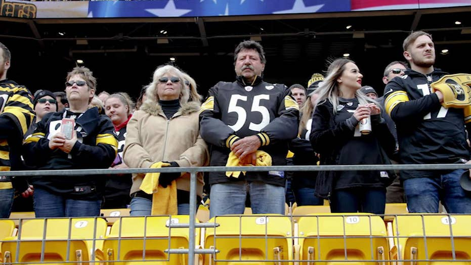 Pittsburgh unifies through sports after mass shooting