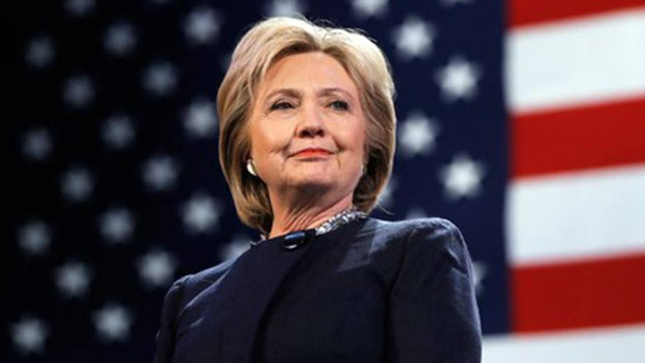Clinton fuels speculation for 2020 run