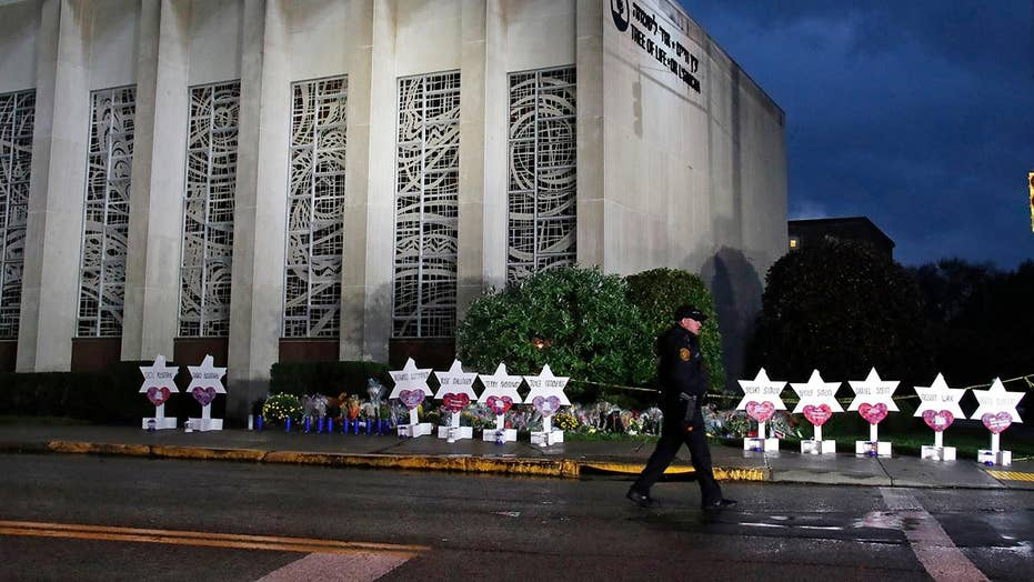 Synagogue shooter heads to court