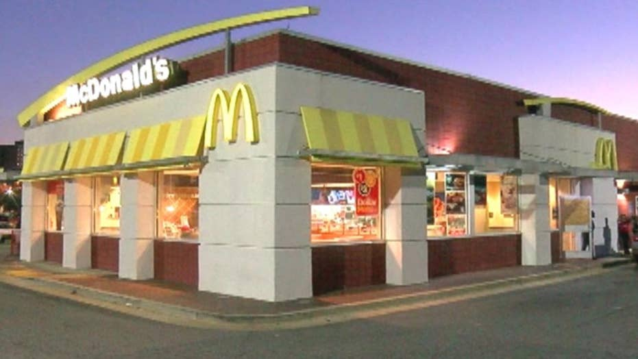 Father takes on gunman inside Alabama McDonald's