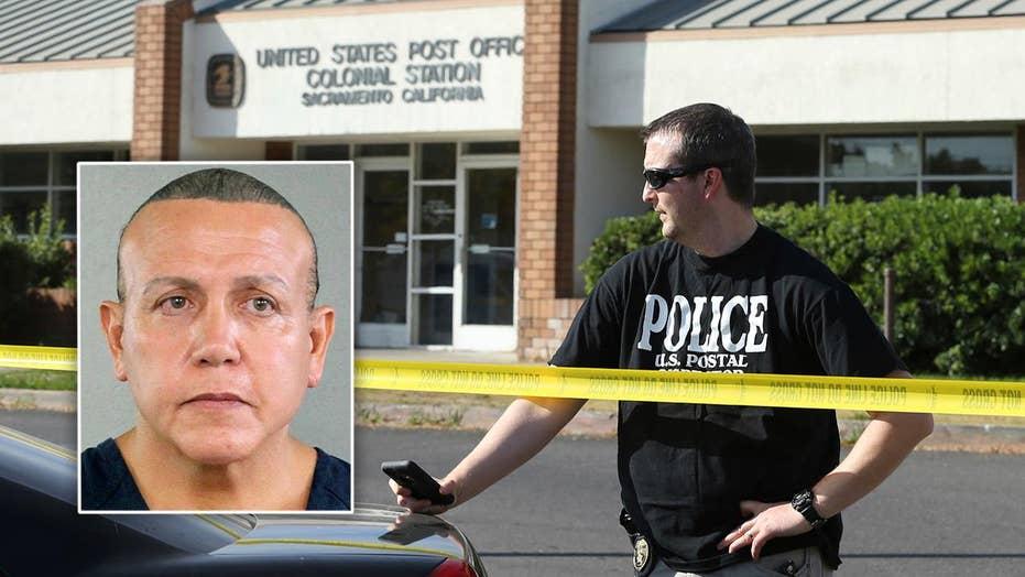 Pipe bomb suspect to appear in court in Miami