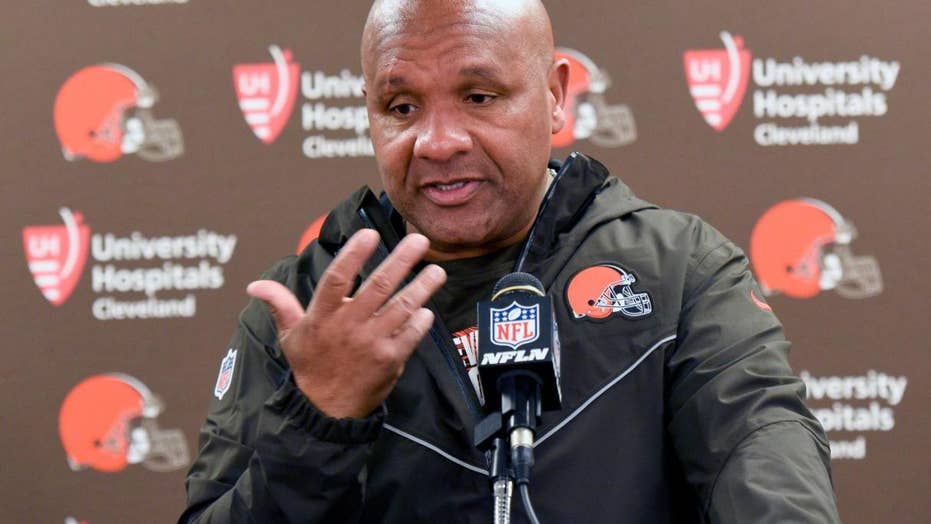 Cleveland Browns reportedly fire Hue Jackson