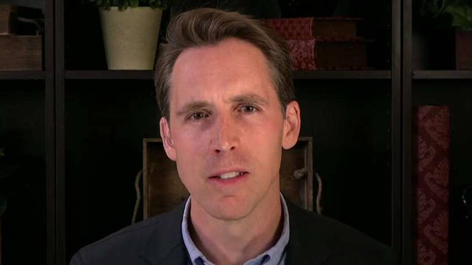 Hawley: Missouri voters want senator to work with Trump