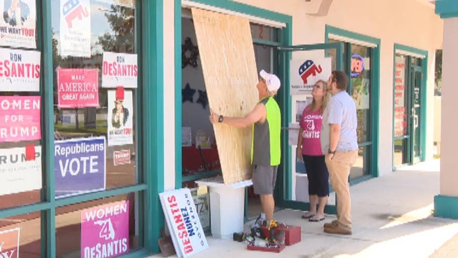 Shots fired into Volusia County Republican headquarters