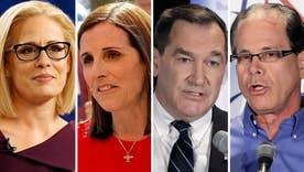 What to make of the Arizona, Indiana Senate races