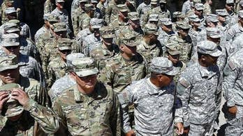Pentagon to send 5,200 troops to southern border