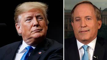 Texas AG: Finally we have a president to help at the border
