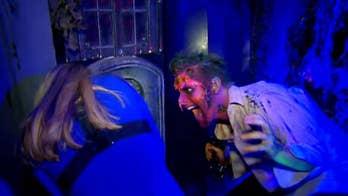 Dana and Jesse take on 'Blood Manor'
