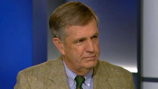Brit Hume: Trump's critics are obsessed with him thumbnail
