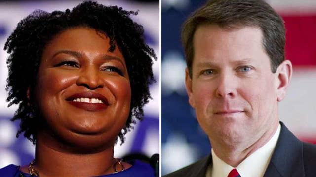 Georgia governor's race draws national attention