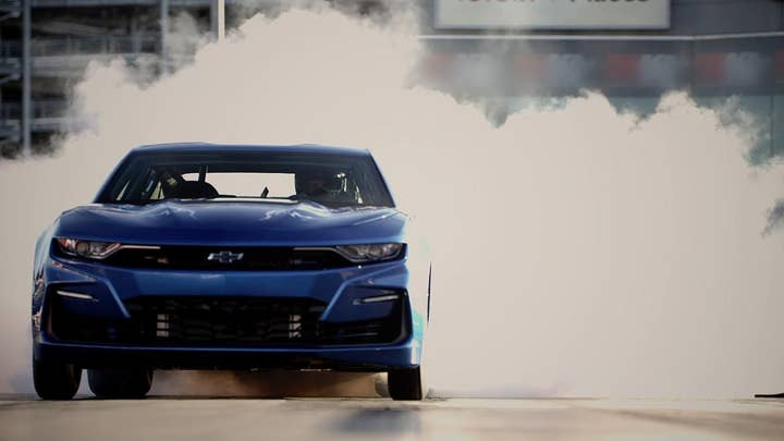 Chevy eCOPO Camaro: What the future of racing sounds like